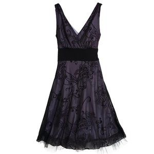 GLAM Glittery Cocktail Dress S